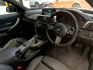 2016 BMW 4 Series F32 428i M Sport Black Sapphire Sports Automatic Coupe