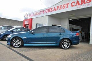 2013 Holden Commodore VE II MY12.5 SV6 Blue 6 Speed Automatic Sedan