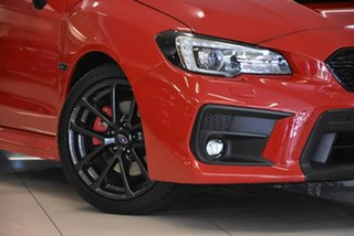 2018 Subaru WRX V1 MY18 Premium Lineartronic AWD Red 8 Speed Constant Variable Sedan