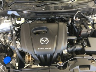 2020 Mazda 2 DJ2HAA G15 SKYACTIV-Drive Pure Sonic Silver 6 Speed Sports Automatic Hatchback
