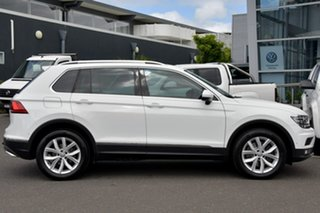 2017 Volkswagen Tiguan 5N MY17 162TSI DSG 4MOTION Highline White 7 Speed.
