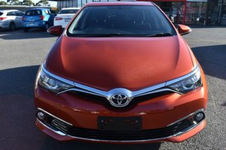 2016 Toyota Corolla ZRE182R Ascent Sport S-CVT Orange 7 Speed Constant Variable Hatchback