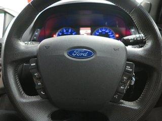 2015 Ford Falcon FG X XR6 Turbo White 6 Speed Sports Automatic Sedan