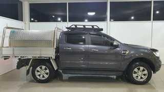 2019 Ford Ranger PX MkIII 2019.00MY XLT Grey 10 Speed Sports Automatic Double Cab Pick Up