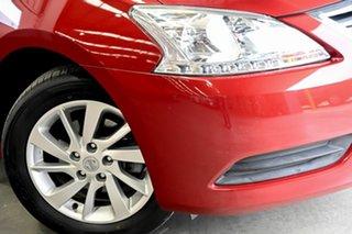 2015 Nissan Pulsar B17 Series 2 ST Red 6 Speed Manual Sedan.