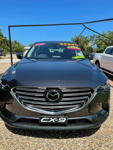 New Mazda CX-9 Bowen, 2020 Mazda CX-9 Sport Grey 6 Speed Automatic Wagon