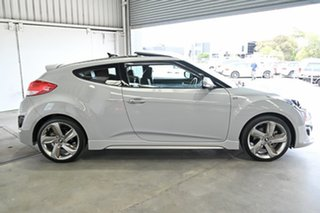 2012 Hyundai Veloster FS Coupe Grey 6 Speed Manual Hatchback