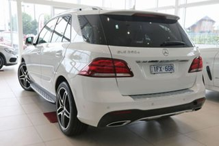 2016 Mercedes-Benz GLE-Class W166 807MY GLE250 d 9G-Tronic 4MATIC White 9 Speed Sports Automatic