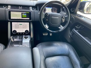 2019 Land Rover Range Rover L405 19MY Autobiography Grey 8 Speed Sports Automatic Wagon
