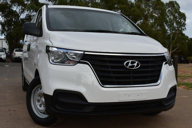 Used Hyundai iLOAD TQ4 MY19 St Marys, 2019 Hyundai iLOAD TQ4 MY19 White 6 Speed Manual Van