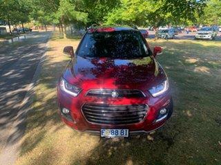 2016 Holden Captiva CG MY17 LTZ AWD Red 6 Speed Sports Automatic Wagon.