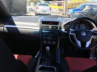 2009 Holden Commodore VE MY09.5 SS Black 6 Speed Manual Sedan
