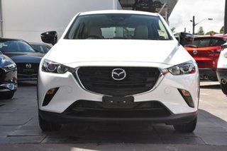 2020 Mazda CX-3 DK2W7A White 6 Speed Sports Automatic Wagon.