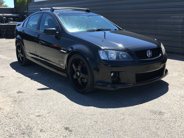 Used Holden Commodore VE MY09.5 SS Blair Athol, 2009 Holden Commodore VE MY09.5 SS Black 6 Speed Manual Sedan