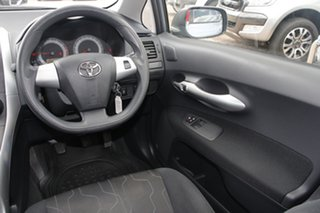 2010 Toyota Corolla ZRE152R MY10 Ascent Silver 6 Speed Manual Hatchback