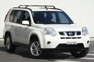 2011 Nissan X-Trail T31 Series IV ST 2WD White 6 Speed Manual Wagon.