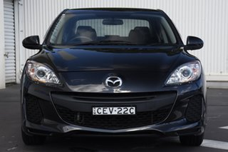 2012 Mazda 3 BL10F2 Neo Activematic Black 5 Speed Sports Automatic Sedan