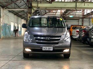 2011 Hyundai iMAX TQ-W Selectronic Grey 5 Speed Sports Automatic Wagon.
