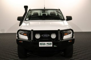 2018 Ford Ranger PX MkII 2018.00MY XL White 6 speed Automatic Utility.