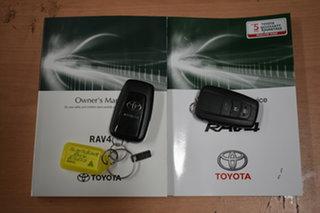 2019 Toyota RAV4 Mxaa52R Cruiser 2WD Black 10 Speed Constant Variable Wagon