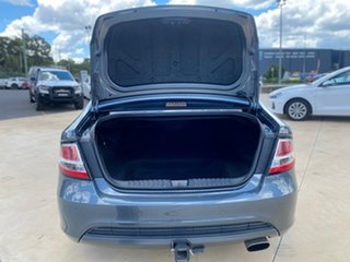 2014 Ford Falcon G6E - Turbo Grey Sports Automatic Sedan