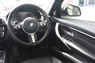 2016 BMW 3 Series F30 LCI 330i M Sport Blue 8 Speed Sports Automatic Sedan