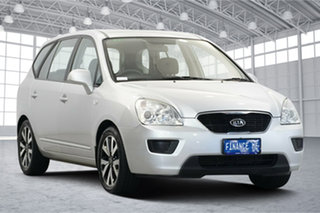 2011 Kia Rondo UN MY11 SI Silver 4 Speed Sports Automatic Wagon.