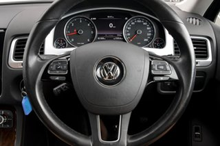2014 Volkswagen Touareg 7P MY14 V6 TDI Tiptronic 4MOTION Black 8 Speed Sports Automatic Wagon