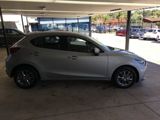 2020 Mazda 2 DJ2HAA G15 SKYACTIV-Drive Pure Sonic Silver 6 Speed Sports Automatic Hatchback.
