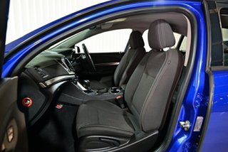 2016 Holden Commodore VF II Evoke Blue 6 Speed Automatic Sedan