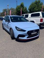 2018 Hyundai i30 PDe MY18 N Performance Blue 6 Speed Manual Hatchback.