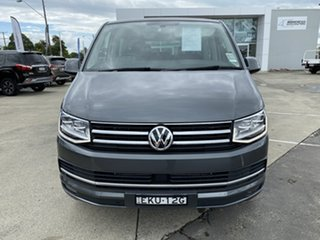 2018 Volkswagen Multivan T6 MY19 TDI450 - Highline Indium Grey 7 Speed Sports Automatic Dual Clutch
