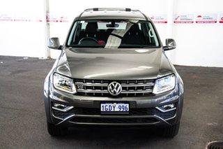 2016 Volkswagen Amarok 2H MY17 V6 TDI 550 Highline 8 Speed Automatic Dual Cab Utility.