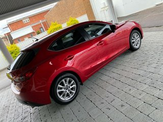 2015 Mazda 3 Maxx Soul Red Sports Automatic Hatchback