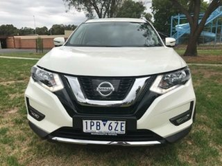 2019 Nissan X-Trail T32 Series 2 ST-L (2WD) White Continuous Variable Wagon