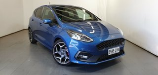 2020 Ford Fiesta WG 2020.25MY ST Performance Blue 6 Speed Manual Hatchback.