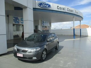 2013 Kia Cerato TD MY13 SI Grey 6 Speed Automatic Hatchback.