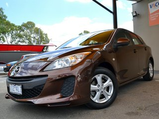 2011 Mazda 3 BL10F2 Neo Activematic Brown 5 Speed Sports Automatic Hatchback