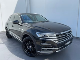 2020 Volkswagen Touareg CR MY21 170TDI Tiptronic 4MOTION 2t2t 8 Speed Sports Automatic Wagon.
