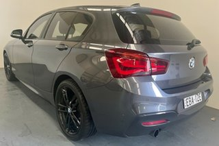 2019 BMW 1 Series F20 LCI-2 118i Steptronic M Sport Mineral Grey 8 Speed Sports Automatic Hatchback