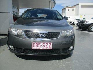 2013 Kia Cerato TD MY13 SI Grey 6 Speed Automatic Hatchback