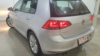 2015 Volkswagen Golf VII MY16 92TSI DSG Comfortline Silver 7 Speed Sports Automatic Dual Clutch