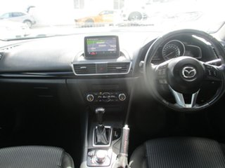 2014 Mazda 3 BL Series 2 MY13 SP25 White 5 Speed Automatic Sedan