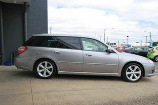 2008 Subaru Liberty MY08 2.5I Silver 4 Speed Auto Elec Sportshift Wagon