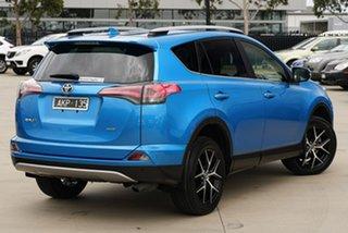 2016 Toyota RAV4 ASA44R GXL AWD Blue 6 Speed Sports Automatic Wagon.