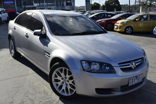 2010 Holden Commodore VE MY10 Omega Billet Silver 6 Speed Sports Automatic Sedan.