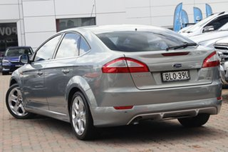 2009 Ford Mondeo MA TDCi Green 6 Speed Sports Automatic Sedan.