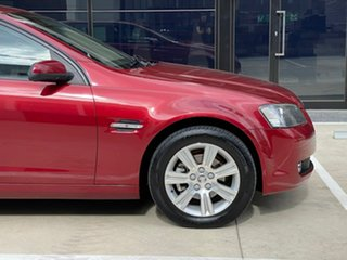 2008 Holden Calais VE MY09 Sportwagon Red 5 Speed Sports Automatic Wagon