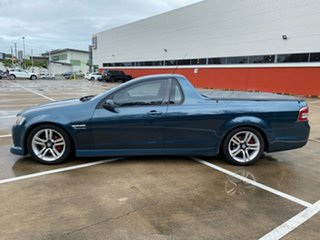 2009 Holden Commodore VE MY09.5 SV6 Blue 5 Speed Automatic Utility
