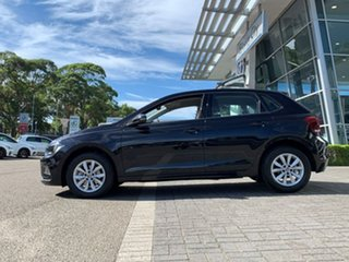 2020 Volkswagen Polo AW MY20 85TSI DSG Comfortline Black 7 Speed Sports Automatic Dual Clutch